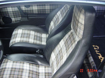 Reupholstering Quot Turbo Quot Seats Pelican Parts Forums