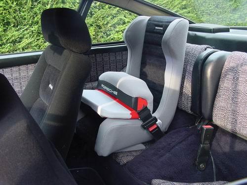 Rear Child Safety Seats