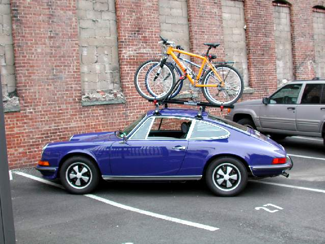 Roof Rack On An Early 911 Pelican Parts Forums