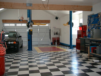 Diy S Home Garage Lifts Pelican Parts Forums