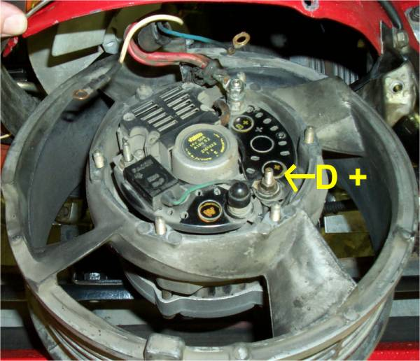 alternator wiring question pelican parts technical bbs