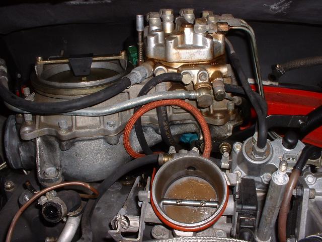 Pelican Parts 911 Forum >> CIS Fuel Distributor Leak - Pelican Parts Technical BBS