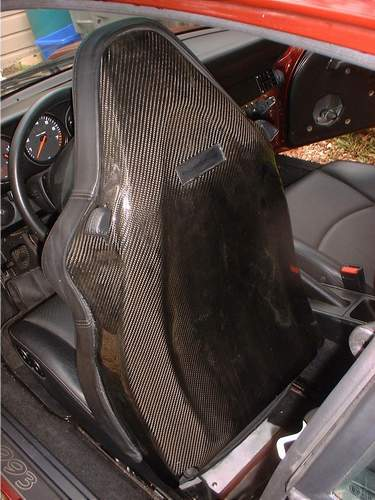 Mercedes Benz Parts >> 993 carbon fiber sports seats - Pelican Parts Forums