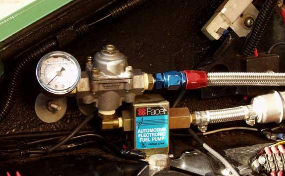 Weber 40IDF Fuel Hose Size & Plumbing - Pelican Parts Forums