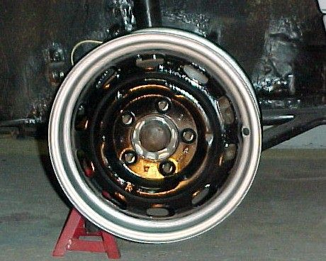 Steel Wheels And Paint Jobs Pelican Parts Forums