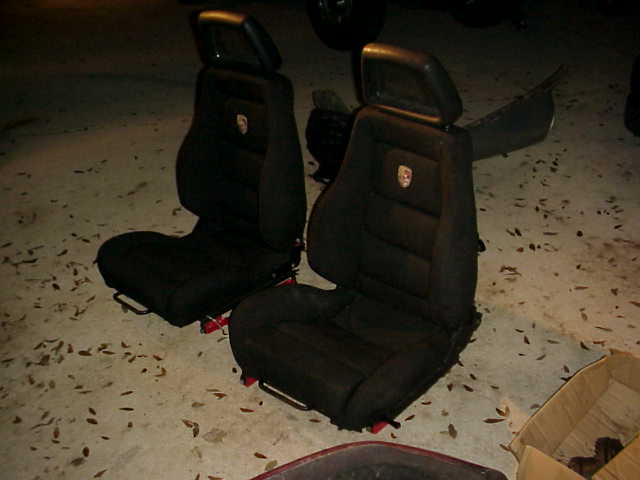 recaro sport seats for sale pelican parts forums. Black Bedroom Furniture Sets. Home Design Ideas