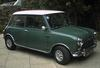 One of my other babies - 1966 1275 Austin Mini Cooper S
