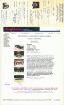 Barrett Auction 2001