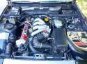 Engine after top end rebuild/paint