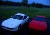 CJ Fusco's 944 and Mine