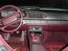 burgundy interior looks better than in photo
