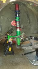Elephant Racing Coilover conversion Front 400# Springs