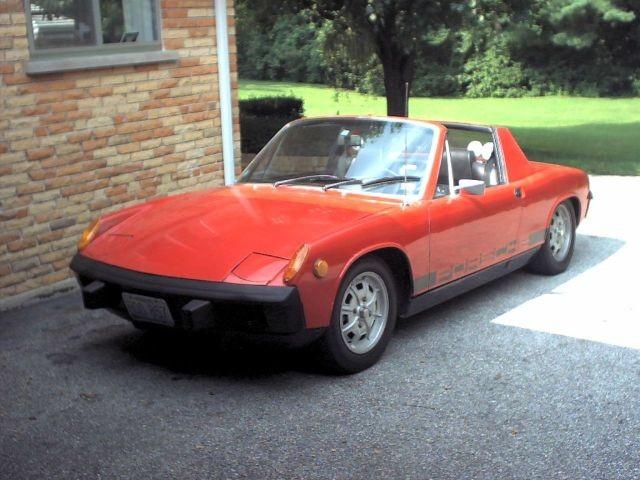 Gbalke S Garage 1972 Porsche 941 4 2 2 Liter 4 Cyl
