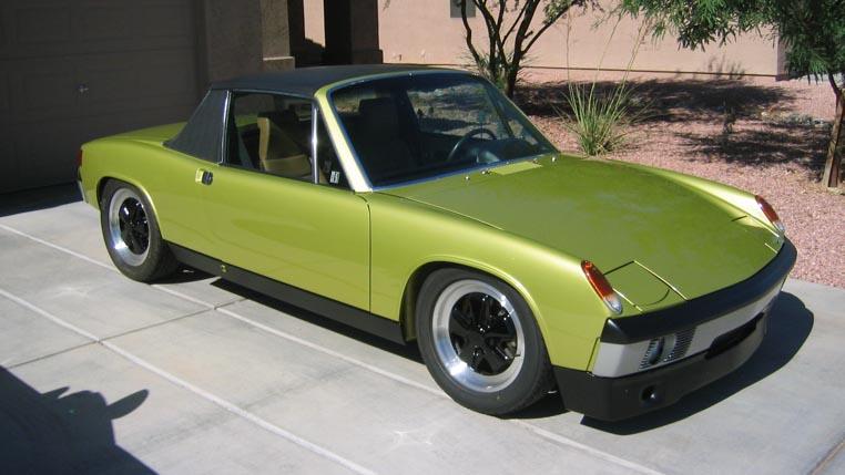 Hi Fi Guy S Garage 1974 Porsche 914 2270 Type Iv