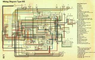 porsche wiring diagram porsche image wiring diagram porsche 912 wiring diagram porsche wiring diagrams on porsche wiring diagram
