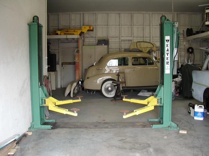 DIY's - Home Garage LIFTS - Pelican Parts Forums