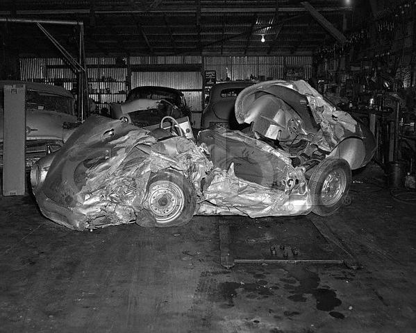 1m Offered For James Dean Death Car Page 4 The H A M B