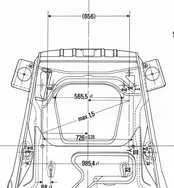 Front Suspension Factory Dimensions Pelican Parts Forums