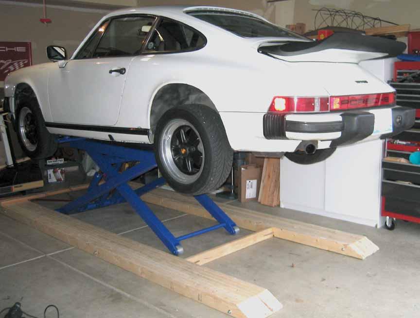 Garage Lift Pelican Parts Technical Bbs