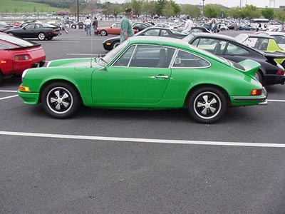 Show Me Some Early Green Cars Pelican Parts Technical Bbs