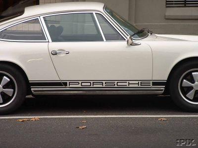 Quot Porsche Quot Lettering Side Decals Pelican Parts Technical Bbs