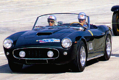 Ferrari California 250 GT Collection