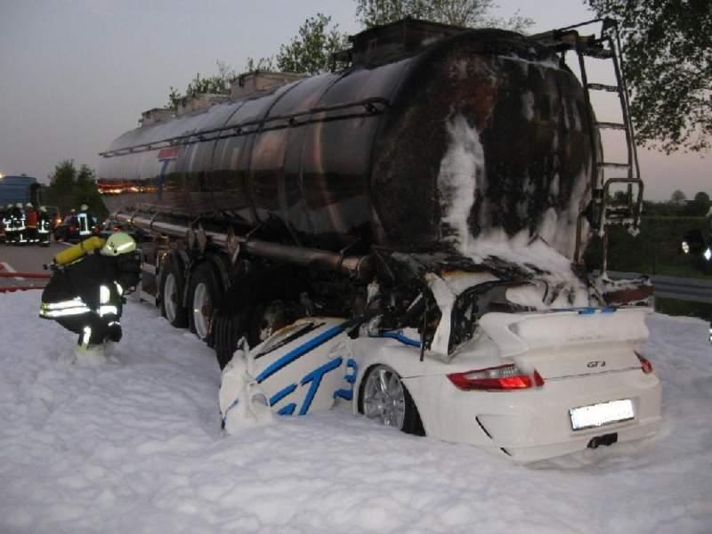 Bad Gt3 crash - 6SpeedOnline - Porsche Forum and Luxury ...