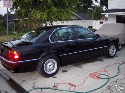 1998 bmw 740i for sale pelican parts forums. Black Bedroom Furniture Sets. Home Design Ideas