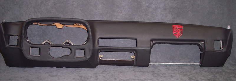 924 Custom Leather Dash Speaker Delete Pelican Parts Forums