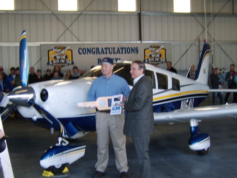 AOPA Sweepstakes Aircraft Giveaway - Pelican Parts Forums