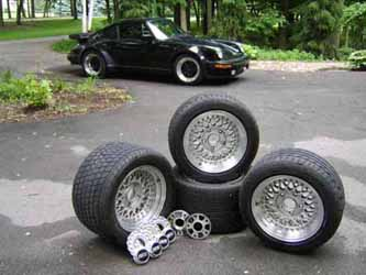 930 BBS Wheels + Tires for sale - Pelican Parts Forums