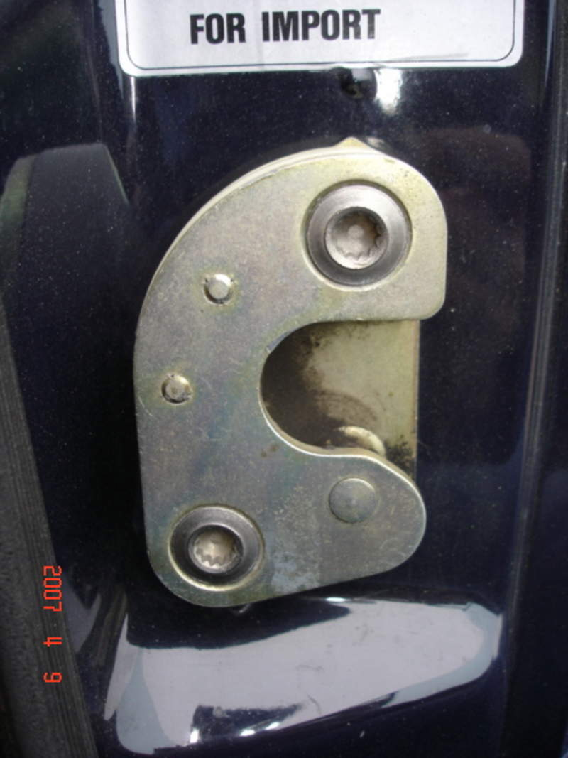 Where Can I Find Tool For Door Striker Plate Pelican