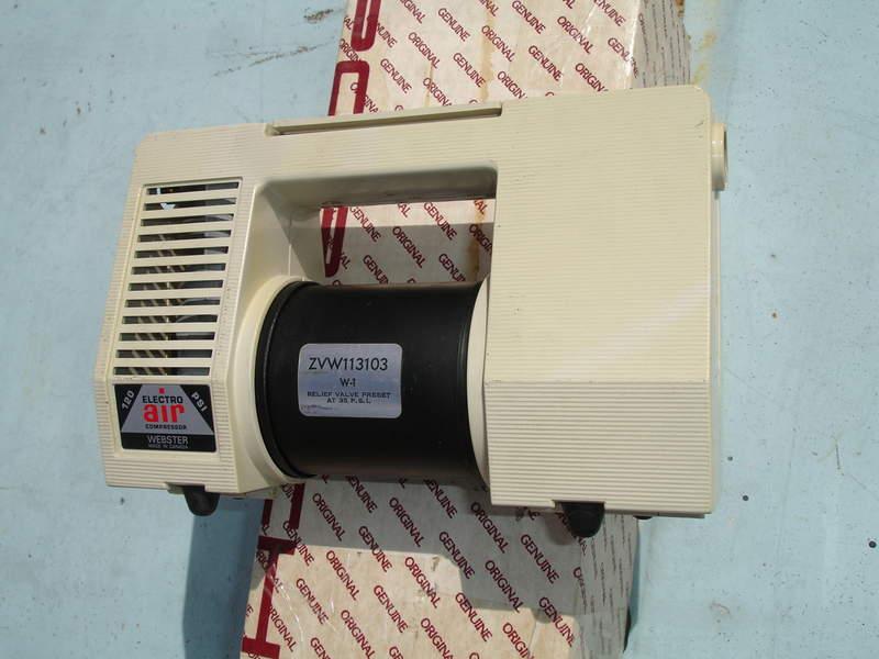 Factory Spare Tire Air Pump Page 2 Pelican Parts Forums