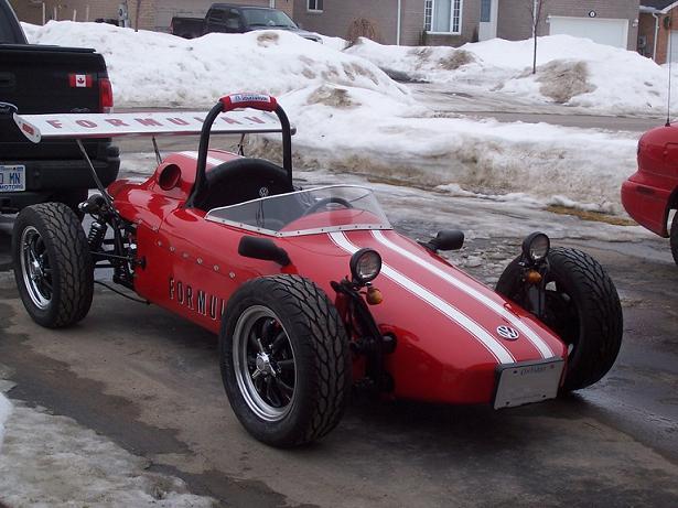 Fun street car... Form...