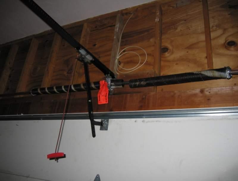 Garage Door Broken Spring Garage Door Ideas