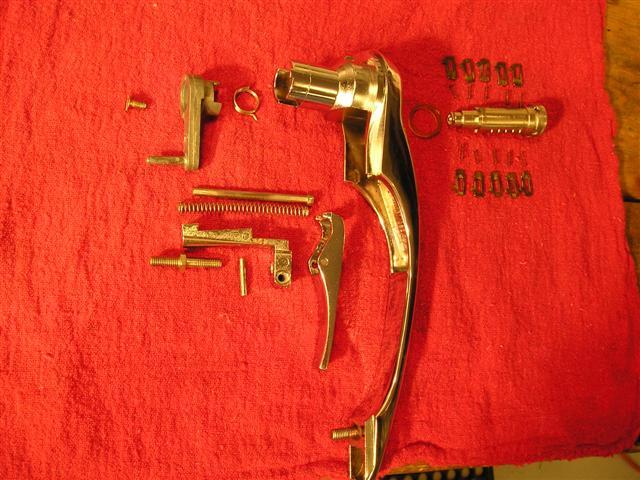 Door Handle Assembly - Pelican Parts Forums