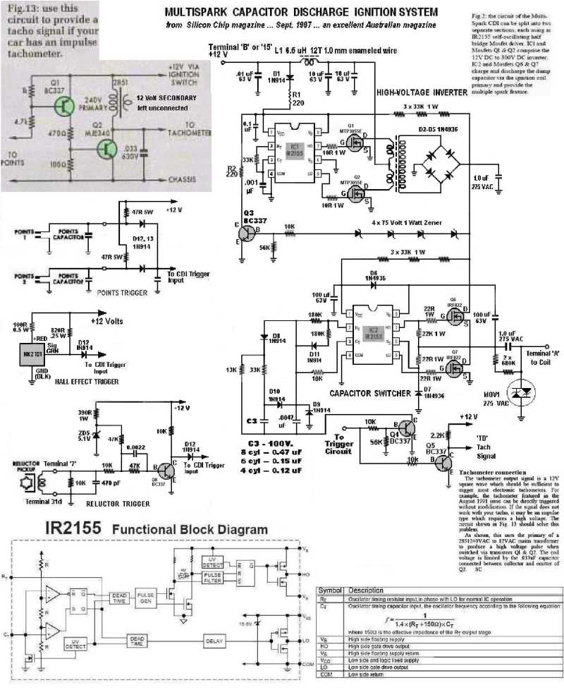 new bicycle racing cdi wiring diagram 5 pin cdi wire