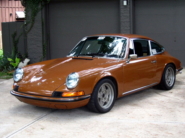 Post A Pic Of Your Light Or Dark Brown 911 Pelican Parts