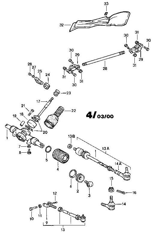 Steering Collumn Problem