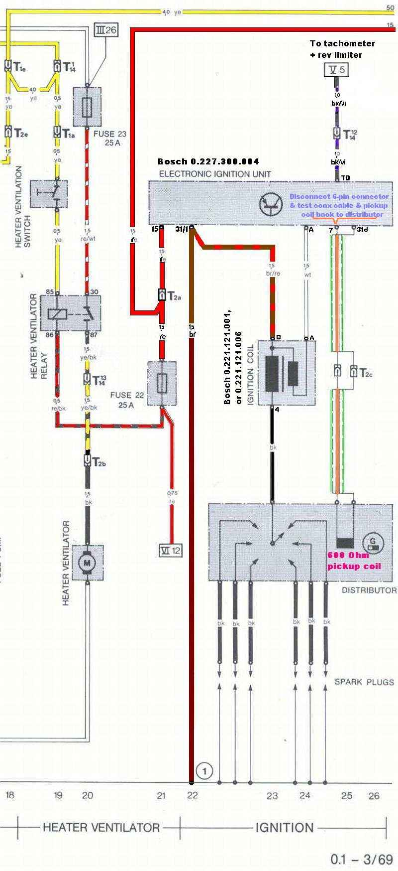 Cdi Wiring Diagram 6 Pin from forums.pelicanparts.com