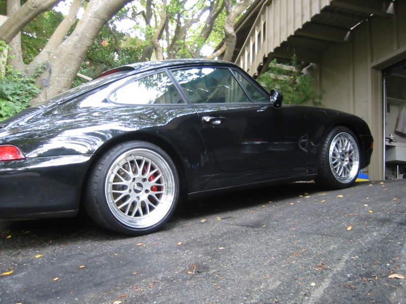 Forsale 18 Quot Bbs Lm Wheels 2100 911 993 C2s C4s Tt