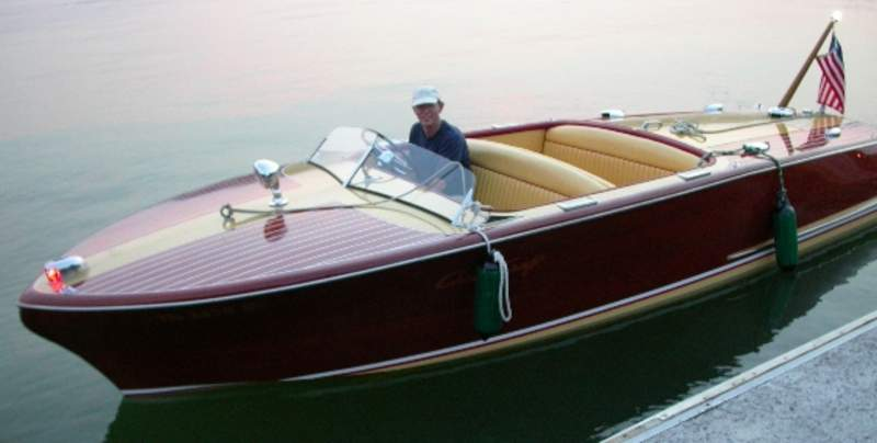 Post Photos Of Wooden Speedboats Pelican Parts Forums