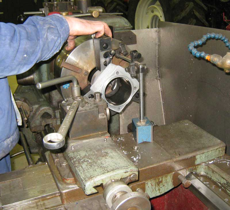 Resurfacing heads and cylinders - Pelican Parts Forums