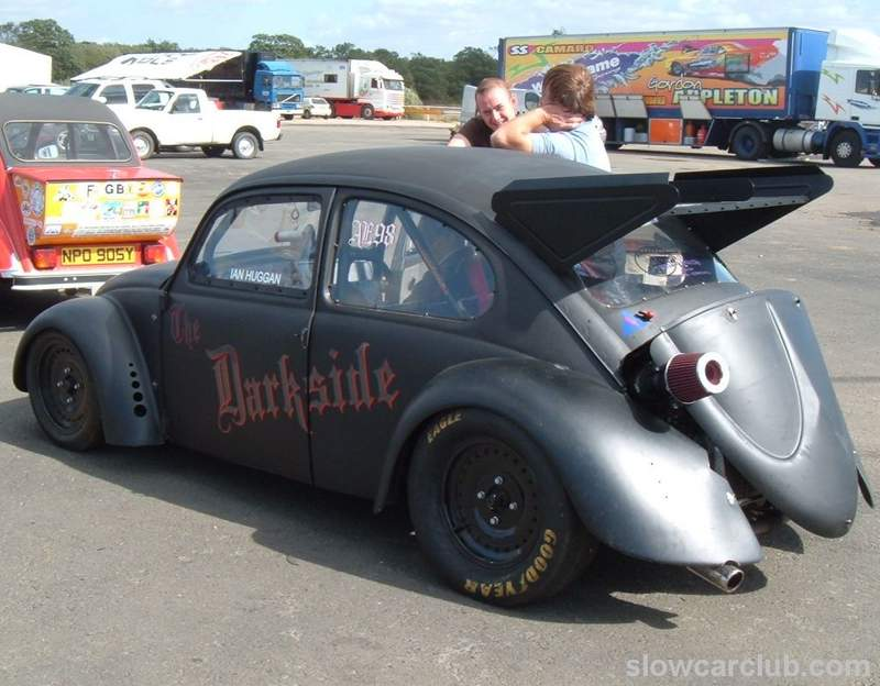 vw beetle engine swap. This Beetle was fitted with a