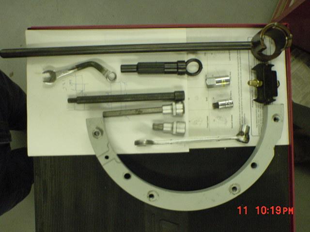 Porsche Engine Stand Adapter Pelican Parts Forums