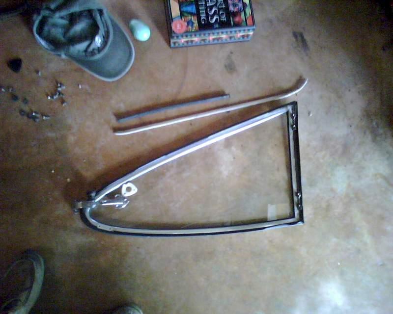Install Pop Out Rear Quarter Windows Pelican Parts Forums