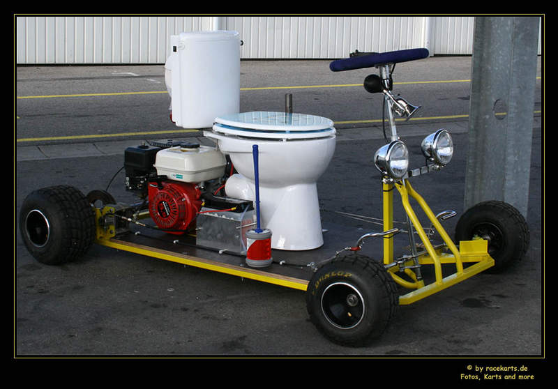 Go Karts Jacksonville Fl >> I'm about to rip this toilet off the floor! - Pelican ...