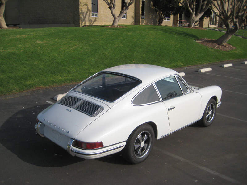 1968 Porsche 912 FUCHs 5spd SAN GO $11,900 - Pelican Parts Forums