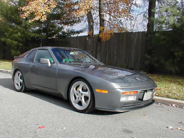 Highly Modified And Unique 1989 944 Turbo S Pelican