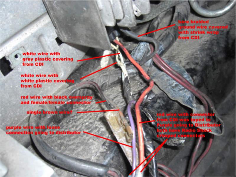 77 911S Wiring Help Needed - Pelican Parts Forums